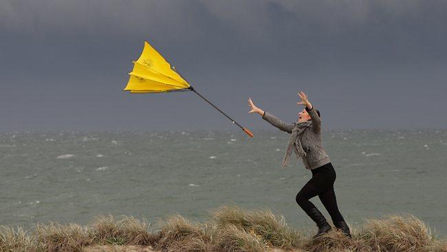 hvordan oppstår vind