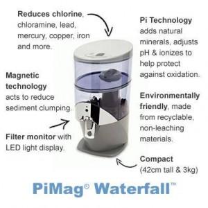 ioniseret vand maskine